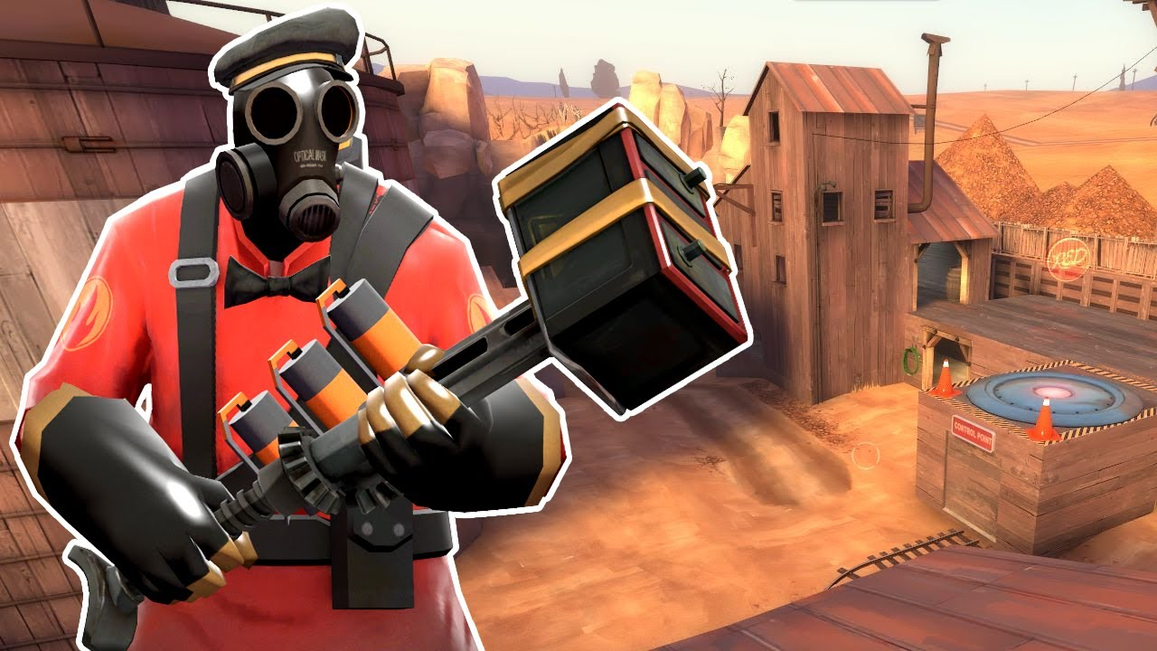 Dustbowl: TF2 [Commentary] Half Announcement & April Fooled
