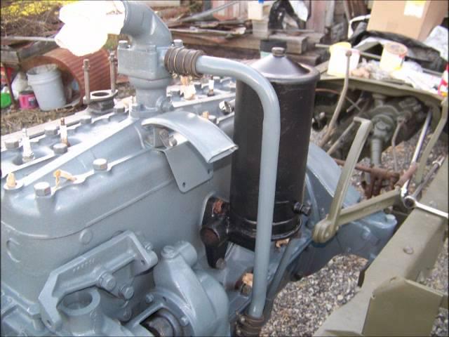 1942 Studebaker US6 Slide Show restoration