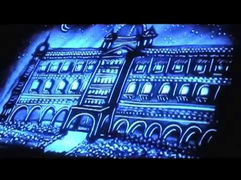 NITISH BHARTI Indian sand artist from Mumbai sand animation) , India's best sand artist. - YouTube