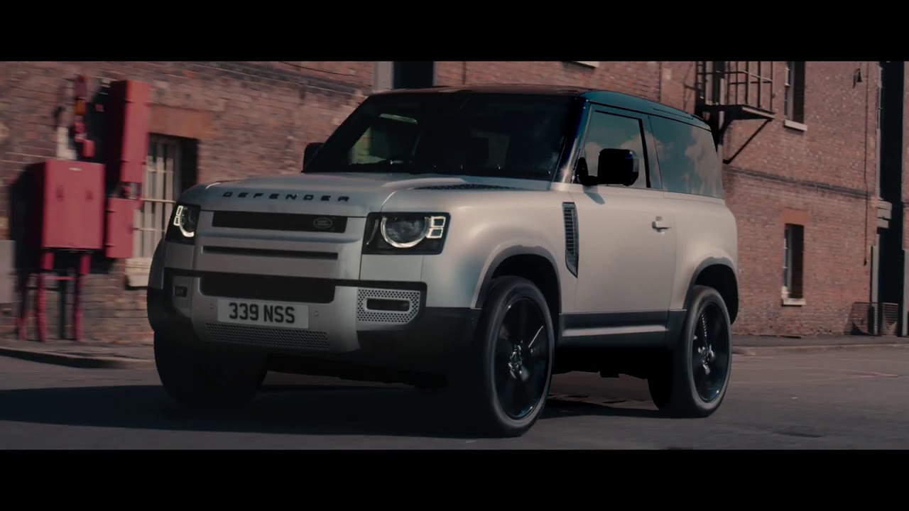The New Land Rover DEFENDER 90