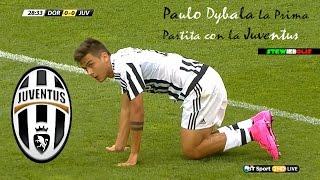 Paulo Dybala ● La Prima Partita per la Juventus ● 1080i HD #Dybala #Juventus