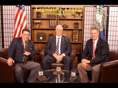 Legislators Lounge Talks with Scott Brown Candidate for US Senate (NH)