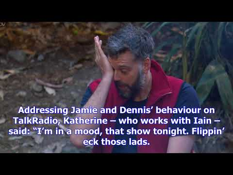 Iain lee's best pal slams 'bullies' dennis wise and jamie lomas and reckons they'll never win i'm a