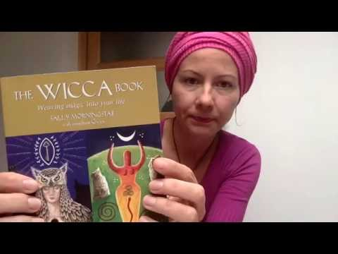 Wicca Cards by Sally Morningstar- VR to Wild Moon Woman