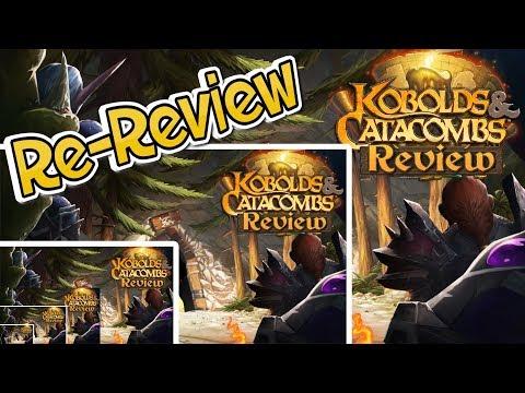 Trump Reviews Trump Reviews: Kobolds and Catacombs