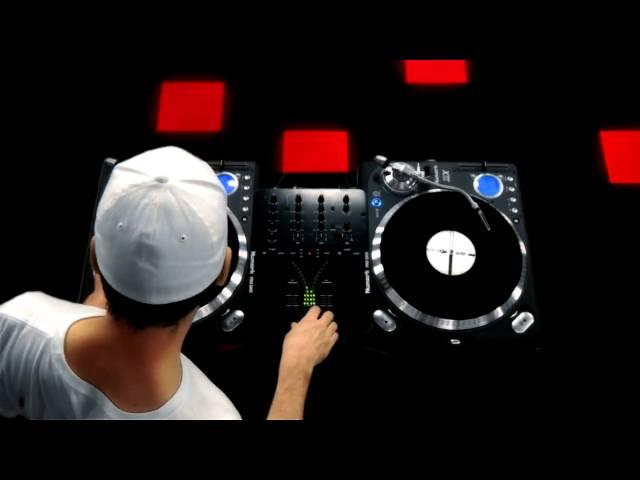 DJ FLY - ORTOFON/SERATO S-120