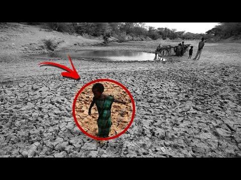El Temido ''Niño Brujo'' de Africa
