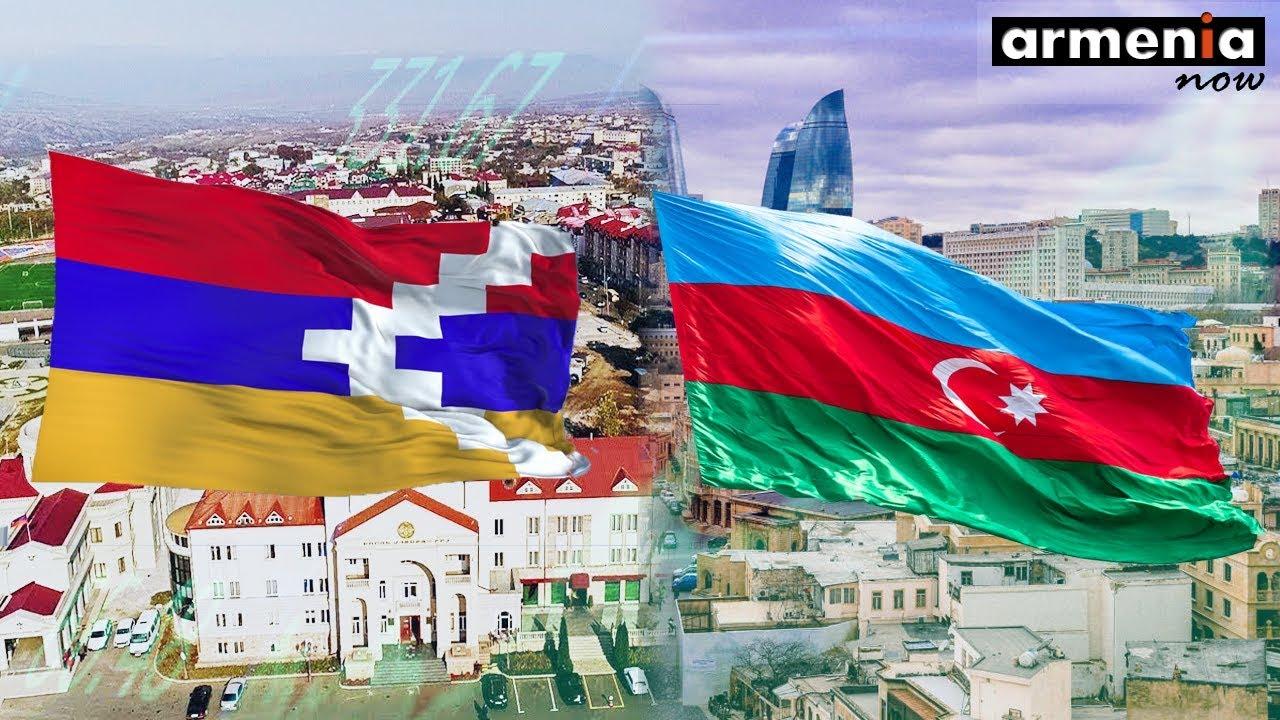 Россия, Кавказ и Украина: куда мы идём? Армения и Азербайджан история противоречий