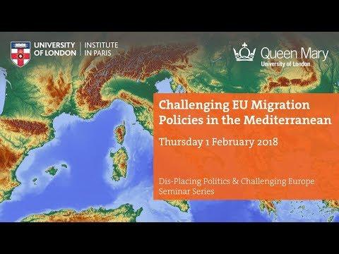Challenging EU Migration Policies in the Mediterranean