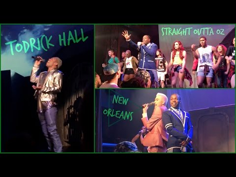 Straight Outta Oz - Todrick Hall - New Orleans