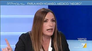 Andi Ngaso, medico vs Lucia Borgonzoni (Lega): 'Razzismo e sessismo non sono paragonabili'