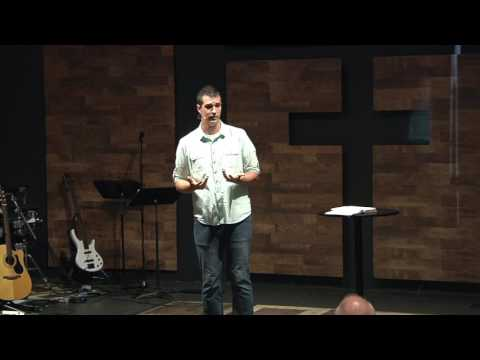 """Abide"" John 15:1-17 Lincoln Crossroads Church. Sean Swihart"