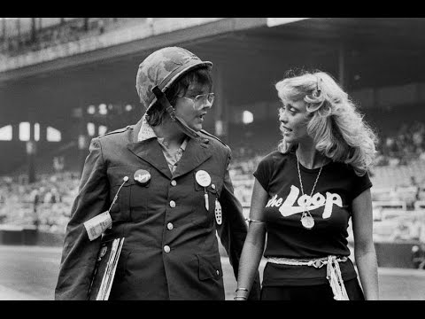 """""""Shake Your Booty""""- K.C and The Sunshine Band- Disco Demolition Night"""