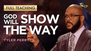 Tyler Perry: God's Guidance to Your Dreams (Full Speech) | Praise on TBN