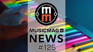 MUSICMAG TV NEWS #125: Roli Lumi, Isla SP-2400, Izotope Neutron 3 и др.