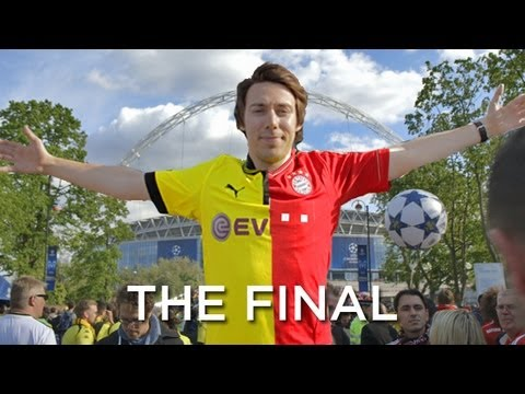 The Final - Borussia Dortmund v Bayern Munich | Eurofan