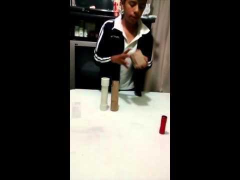 Como hacer un microscopio casero
