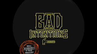 Hammer Bad Intentions