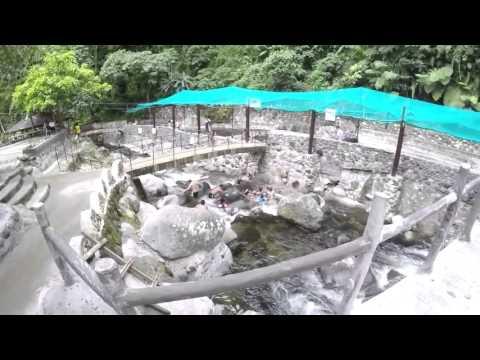 Panicuason Hot Springs Resort  Naga City Camarines Sur Philippines Gopro 4 silver 2 of 3