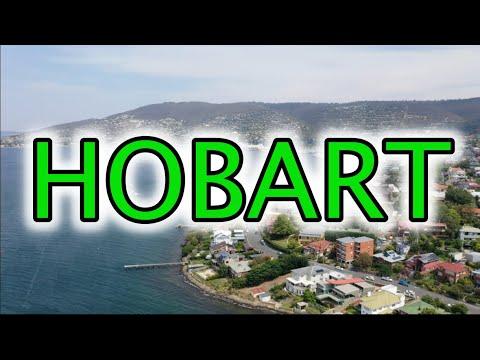 Hobart Tasmania Travel Tour 2020 4K