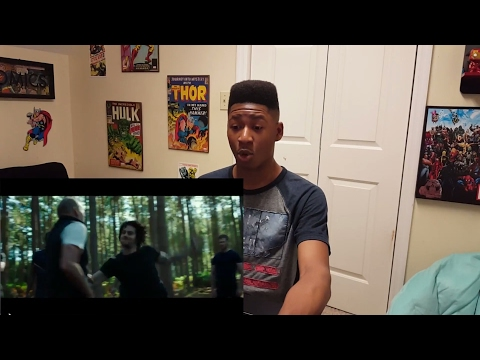 Thumbnail: American Assassin - Teaser Trailer - (REACTION!!)