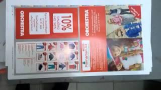 Рекламный ролик от типографии