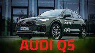 Audi Q5 2020 года: авто для себя и для семьи