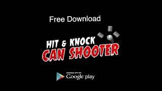 Tin Can Smasher – Hit And Knock Down Ball Shooter screenshot 1