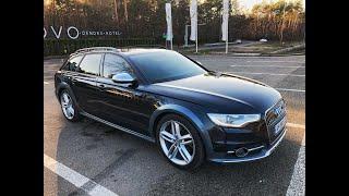 Audi A6 Allroad ТЕСТ-Драйв