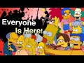 Every Simpsons Character is Here!