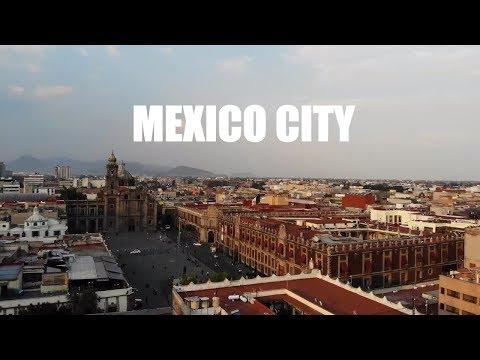 DJI Mavic Air Mexico City 4K Drone