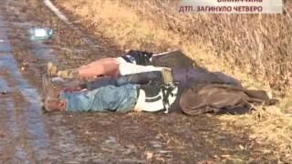 4 человека погибли в ДТП в Винницкой области - Чрезвычайные новости, 14.01(