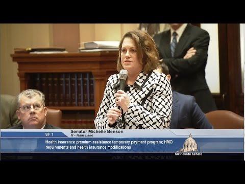 Senate Passes Health Care Premium Reduction Agreement