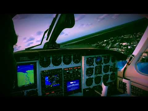 Gonini air Service Suriname  - Alabeo PA35 from Smzo to Smjp - Cessna 206 turbine new Flight : Link