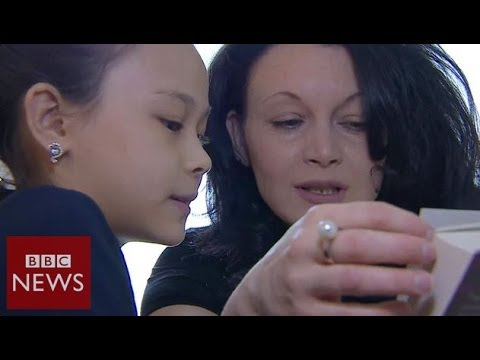 'I fear for our safety in Donetsk' - BBC News