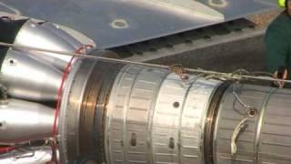 MiG-15 UTI Engine test