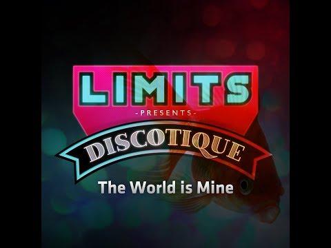 "LIMITS Original Sound Track #08 ""The World is Mine"""