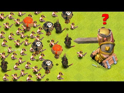 Funny Moments, Epic Plays, Glitches, and Fails - Clash of Clans Montage #1