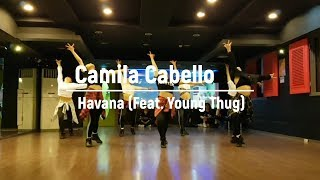 Camila Cabello-Havana(Feat. Young Thug) Dance Tutorial(mirror mode) Choreography by WonHye Kim