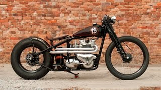 Angry Monkey Motorcycles: