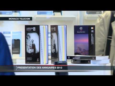 Le nouvel annuaire de Monaco Telecom dévoilé