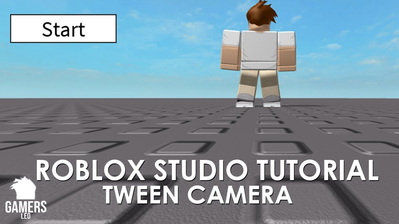 Tween Camera | Roblox Scripting Tutorial