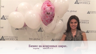 видео Аэродизайн или бизнес на оформлении воздушными шарами