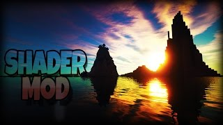 SHADERS MOD 1.11.2 ✾ Optionen & Einstellungen Aktivieren! ✾ Minecraft Mods 1.11 | German Deutsch