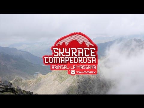 Teaser Skyrace Comapedrosa 2017