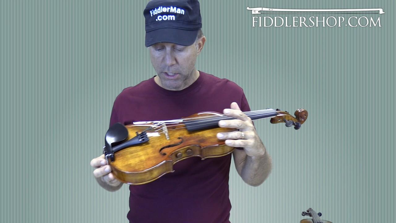 Realist Standard vs Pro Violin