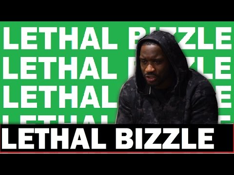 Lethal Bizzle Talks About Pow, Oi, More Fire, Dench & More #StorminsSmokePoint | Grime Report Tv