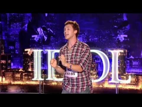 Phillip Phillips - Memorable Audition - AMERICAN IDOL SEASON 11