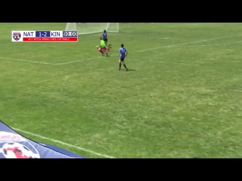 2017 MSYSA Spring State Cup Finals - 11:00am l U17 Boys l Field 2 l Nationals Union  vs. Kingdom SC
