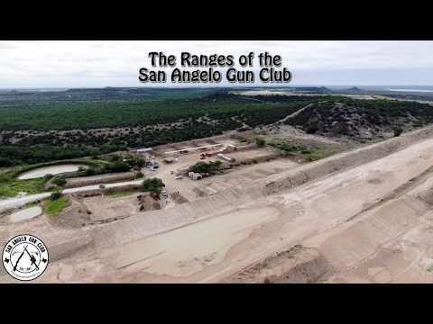 San Angelo, TX  Gun Club Ranges